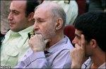 بهزاد نبوی از رهبران مجاهدین انقلاب در دادگاه