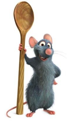 موش قهرمان